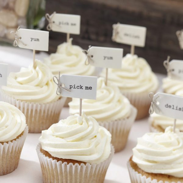 "Cupcake Sticks ""Pick Me"""