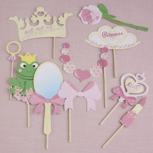 "Photo Booth Equipment ""Princess Party"""