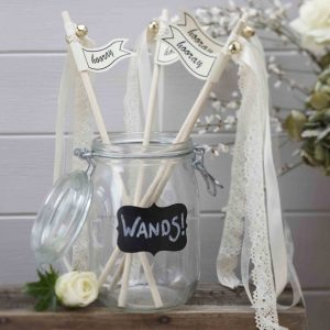 "Wedding Wands ""Vintage"""
